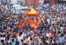 भगवान राम का राज्याभिषेक कर गोरखनाथ मंदिर से शोभायात्रा निकालेंगे सीएम योगी