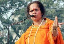 राम मंदिर विवाद: फैसला पक्ष में हो या विपक्ष में, राम मंदिर बनेगा- साध्वी प्राची