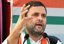 राहुल गांधी ने साधा पीएम मोदी पर निशाना, कहा 'मोदी जी देश में नफरत फैला रहे हैं'