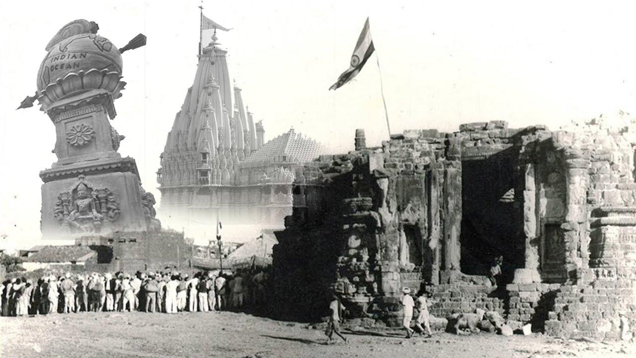 इतने घाव झेलकर भी गर्व से खड़ा है ये 'मंदिर'