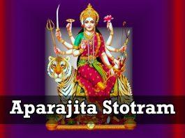 Aparajita Stotram