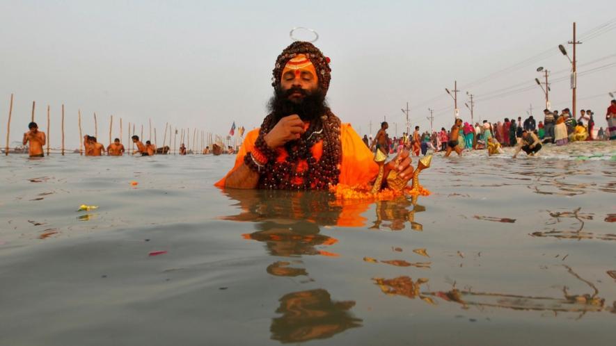 गंगा स्नान करते समय करें इस मंत्र का जाप, सभी पापों से मिलेगी मुक्ति